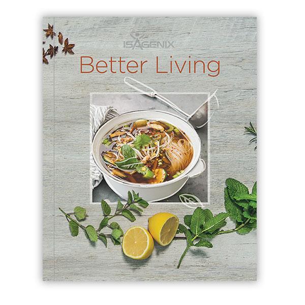 Isagenix recipe book better living forumfinder Images