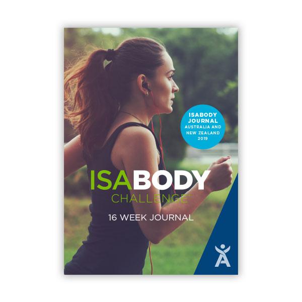 IsaBody Challenge Planner 2019 NEW