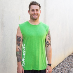 green_muscletee